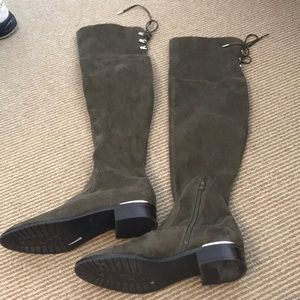 Ivanka trump over the knee boots
